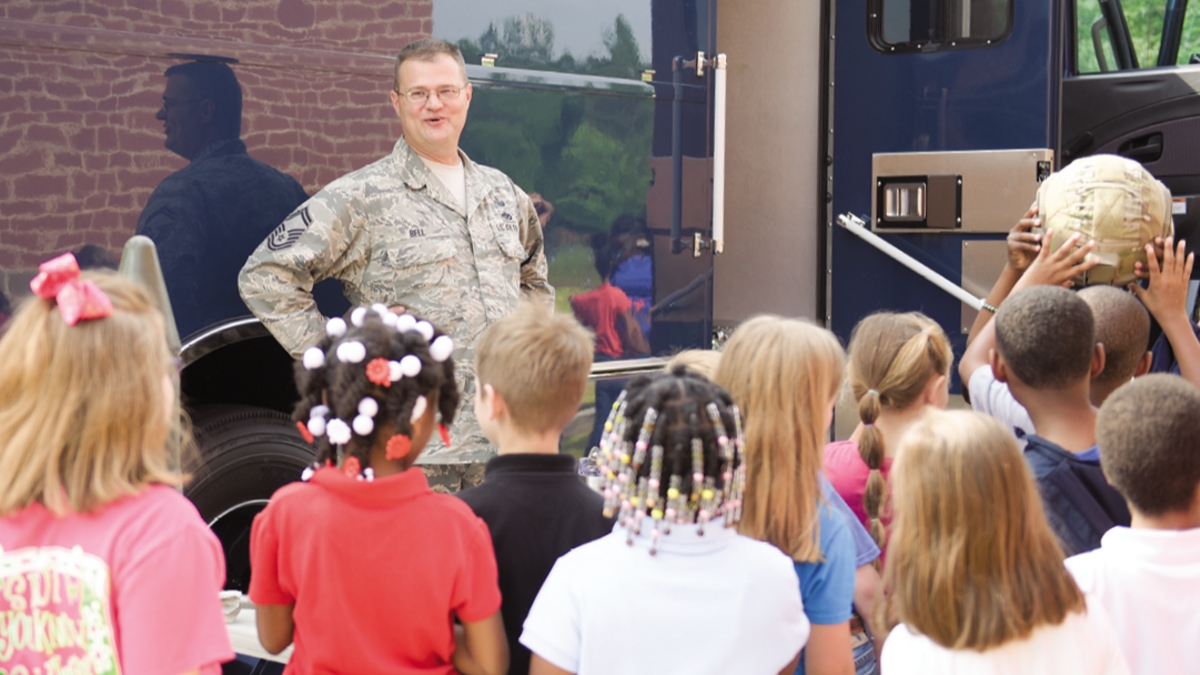 Robins AFB Education and Academics in Houston County