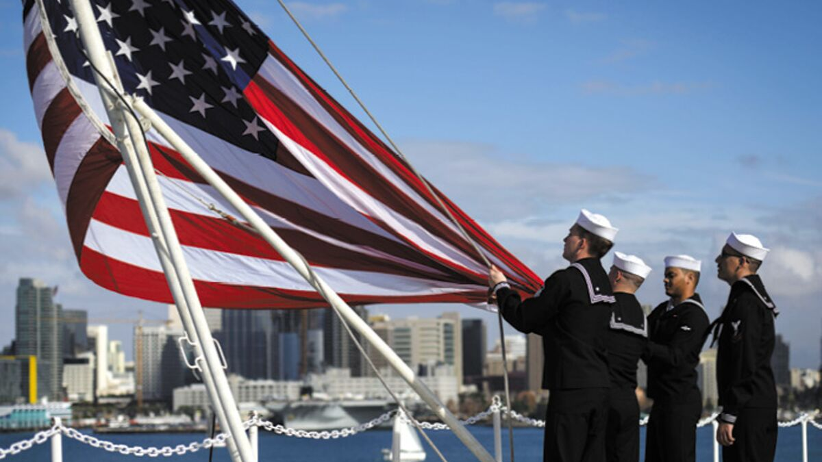 San Diego Naval Base Coronado