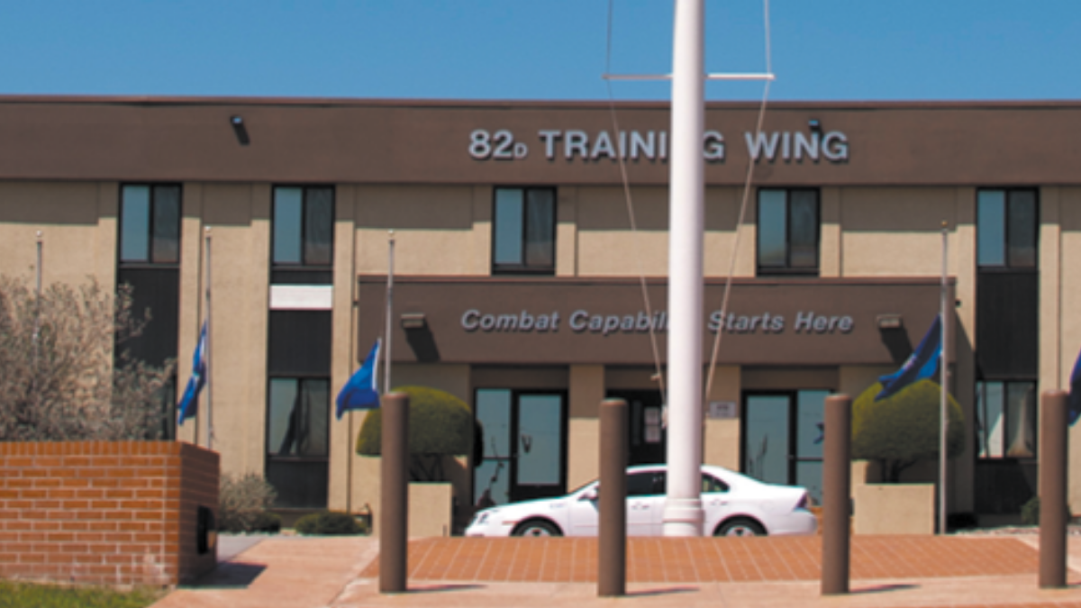 Sheppard AFB_2019 Mission 82ND TRAINING WING