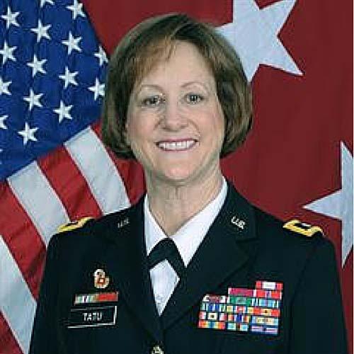 Major General Megan P. Tatu