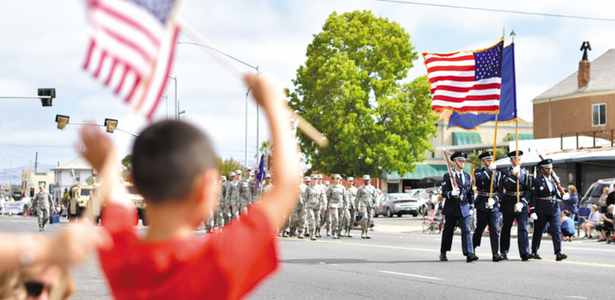 Travis Air Force Base 2018 Solano County Events