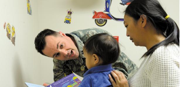 Travis Air Force Base 2018 Health Care