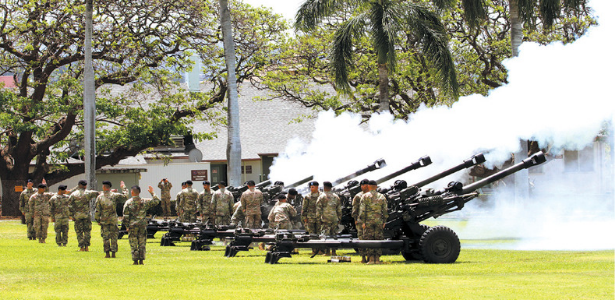 Military In Hawaii_2019 Ft Shafter Units