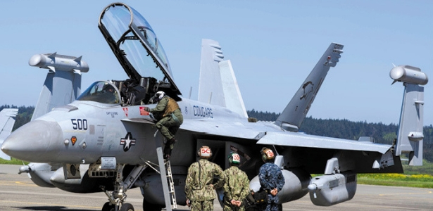 NAS Whidbey Island History