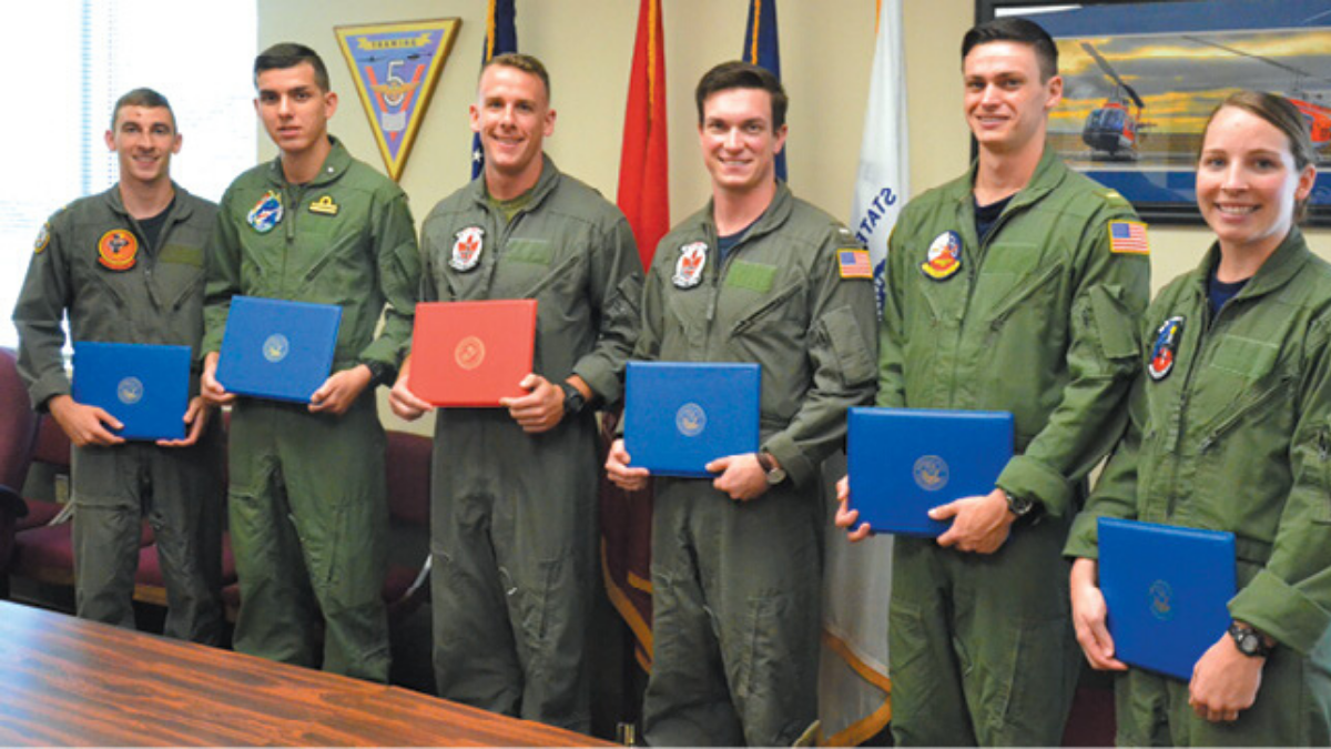 Whiting Field Tenant Commands Center for Aviation Technical Training