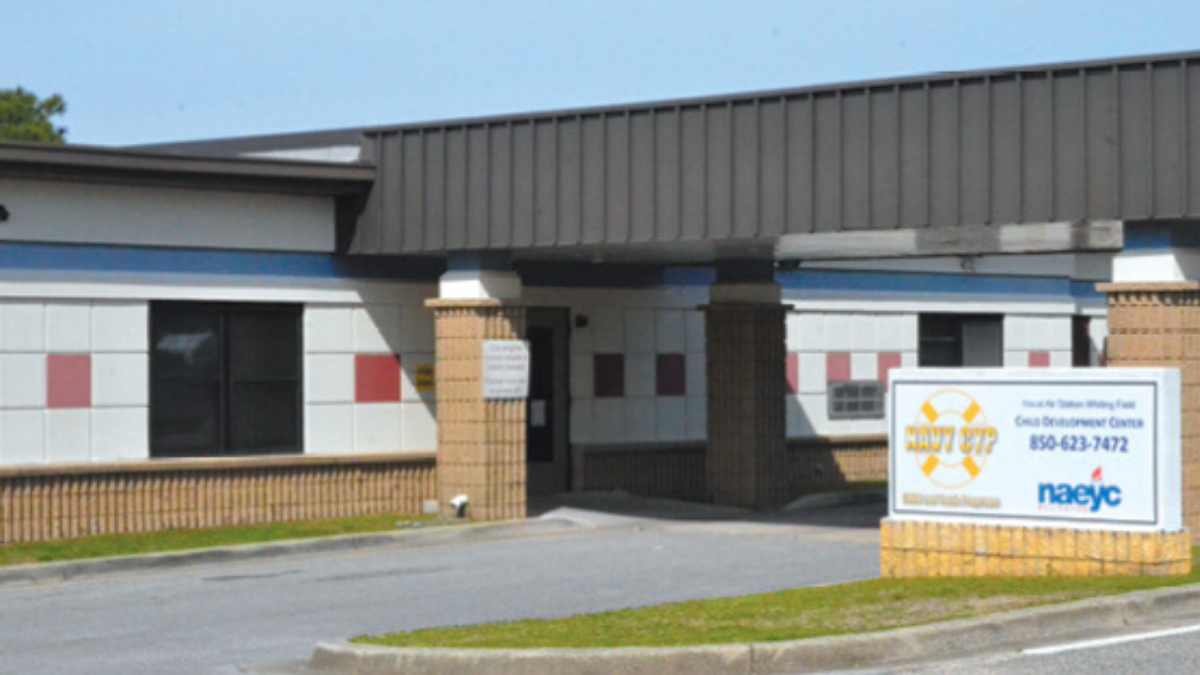 NAS Whiting Field Support Services Child Development