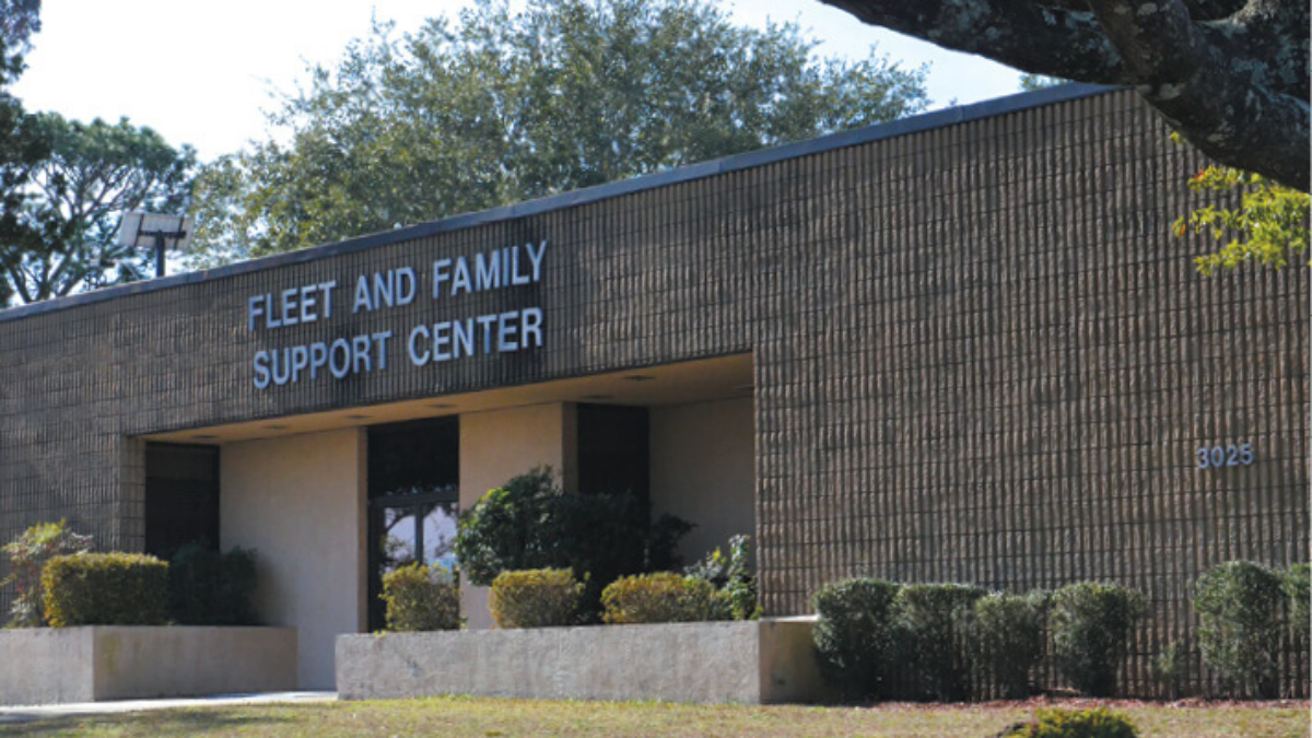 NAS Whiting Field Support Services Fleet and Family Support Center