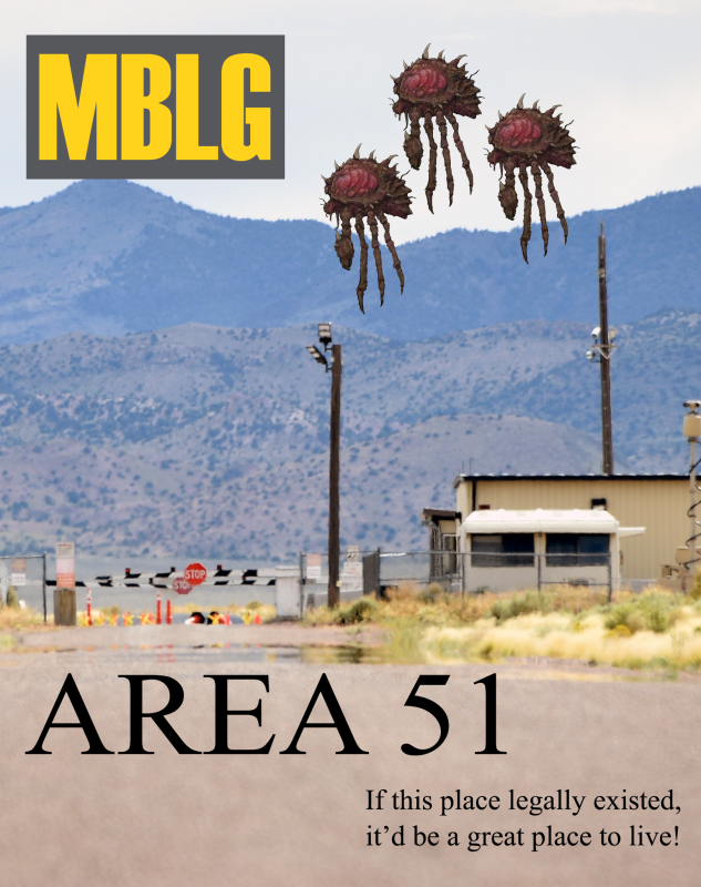 Area 51 Base Guide cover