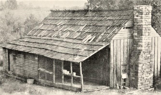 The York family cabin.