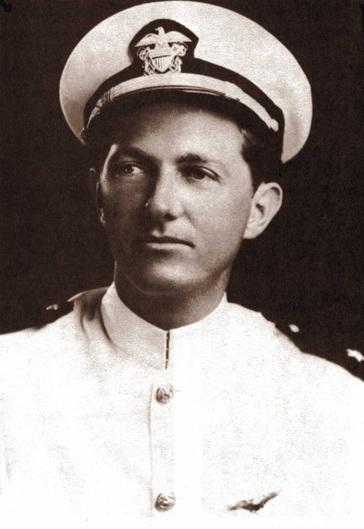 Lieutenant Charles Carroll Taylor, US Navy