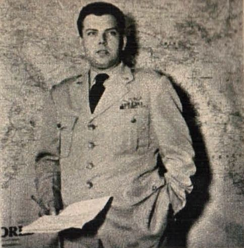 Captain Edward J. Ruppelt, US Air Force.