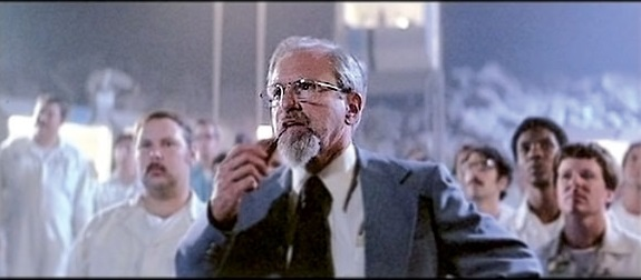 Doctor J. Allen Hynek's cameo in Close Encounters of the Third Kind