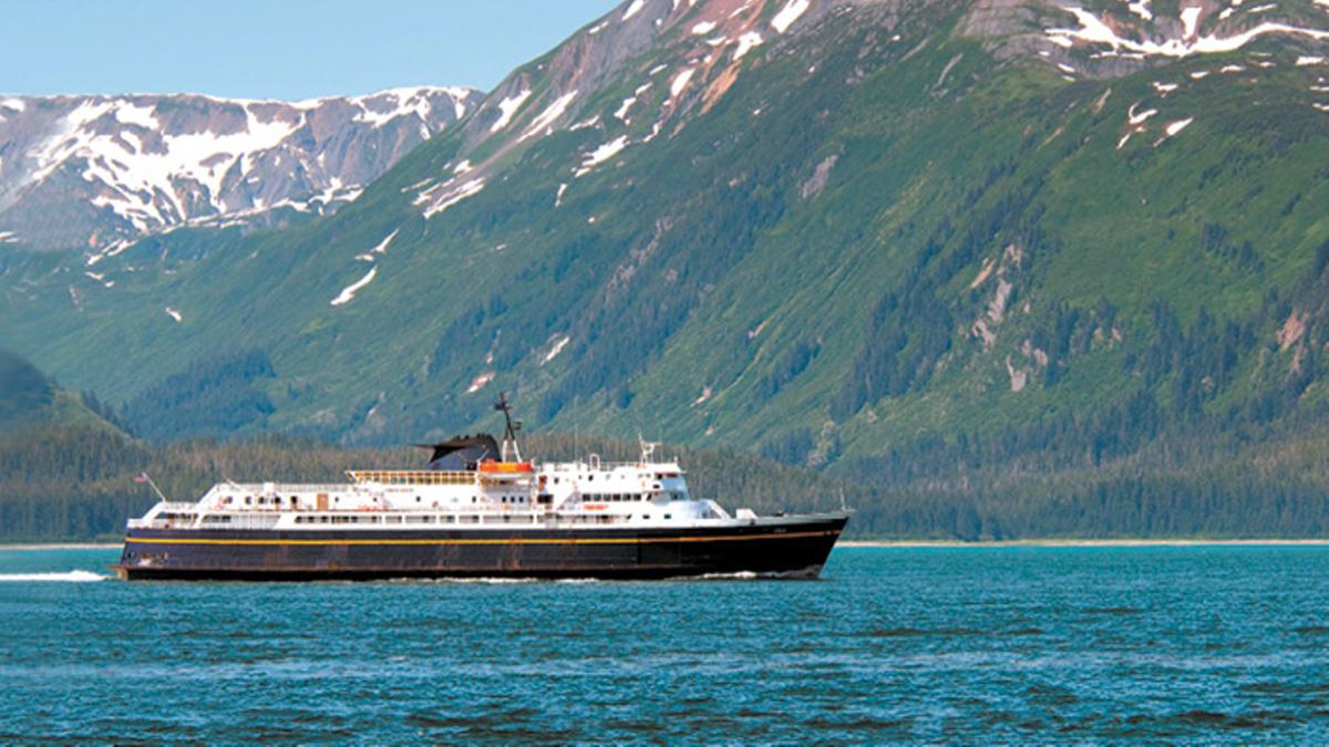 Alaska Ferry, Joint Base Elmendorf-Richardson, JBER