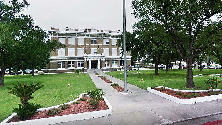 Kleberg County Courthouse, NAS Kingsville
