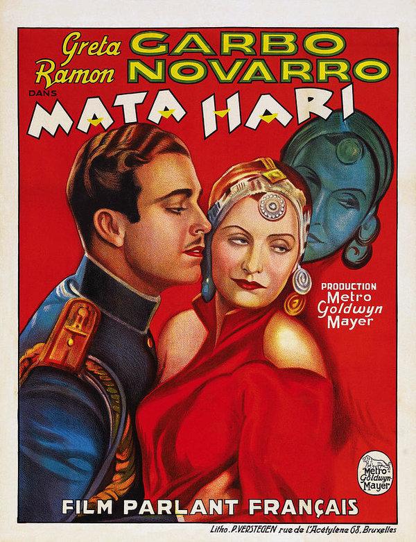 Mata Hari film poster