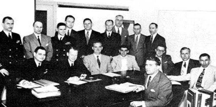 The Robertson Panel