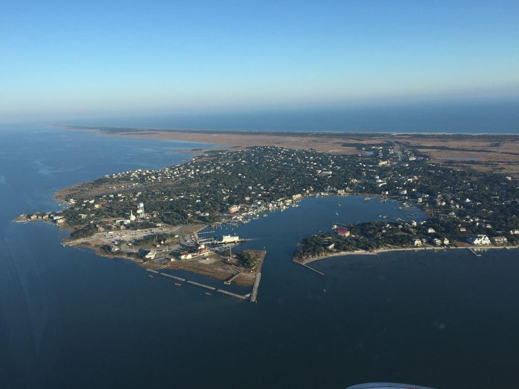 Ocracoke Island, North Carolina.