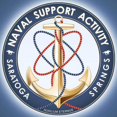 NSA Saratoga Springs logo