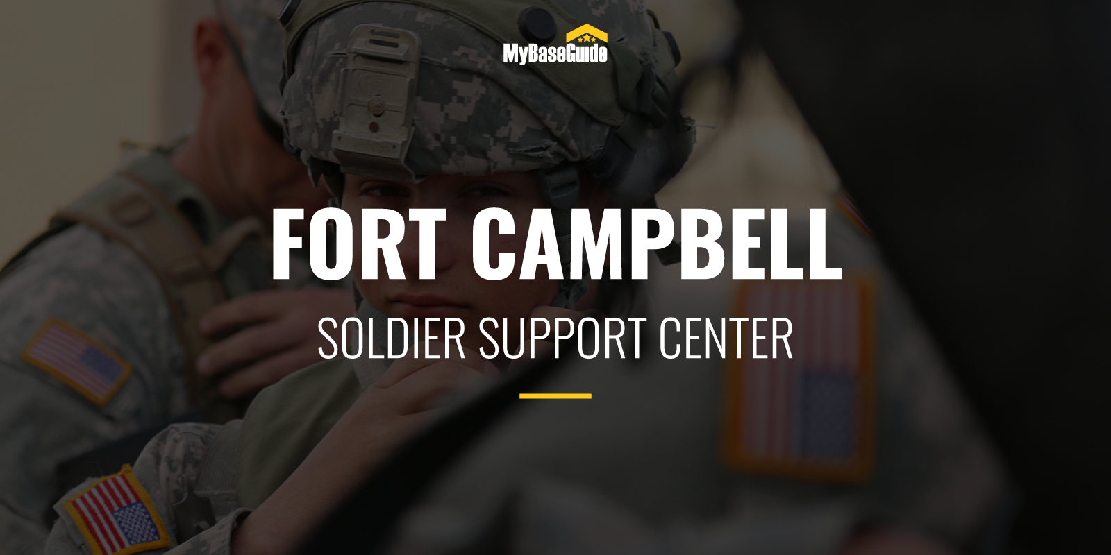 Fort Campbell Soldier Support