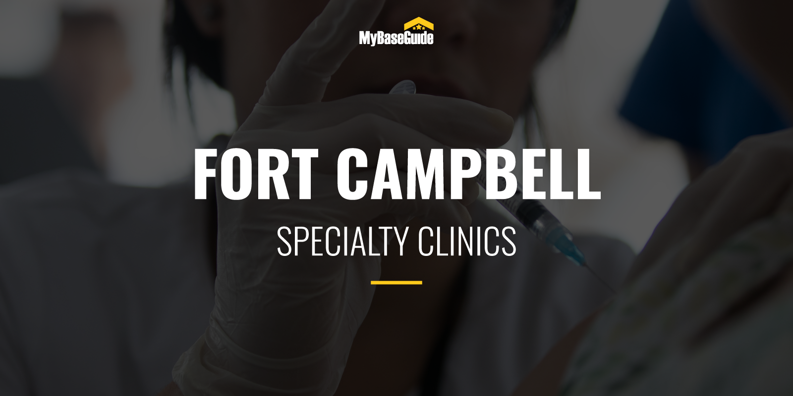 Fort Campbell Specialty Clinics