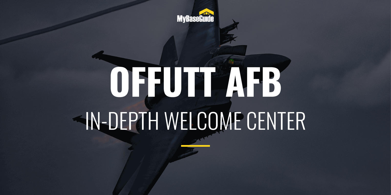 Offutt AFB: In-Depth Welcome Center