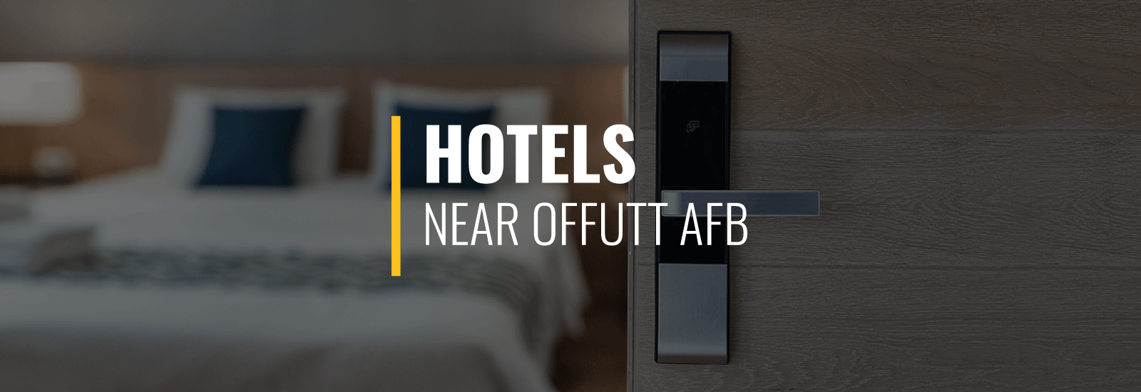 Hotels Close to Offutt AFB