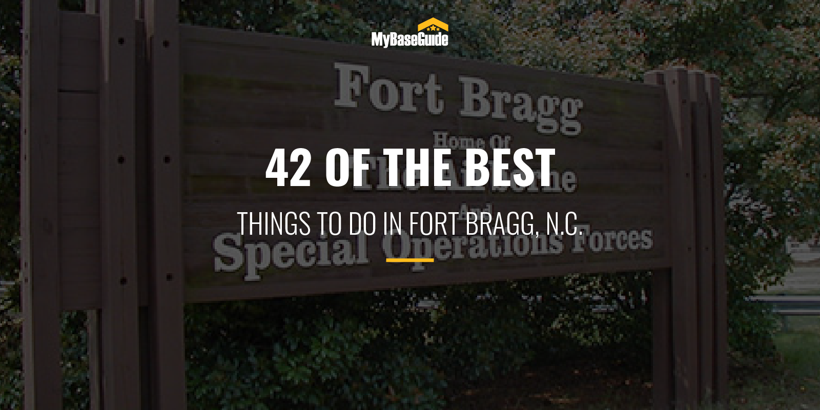 Best Things to Do Fort Bragg