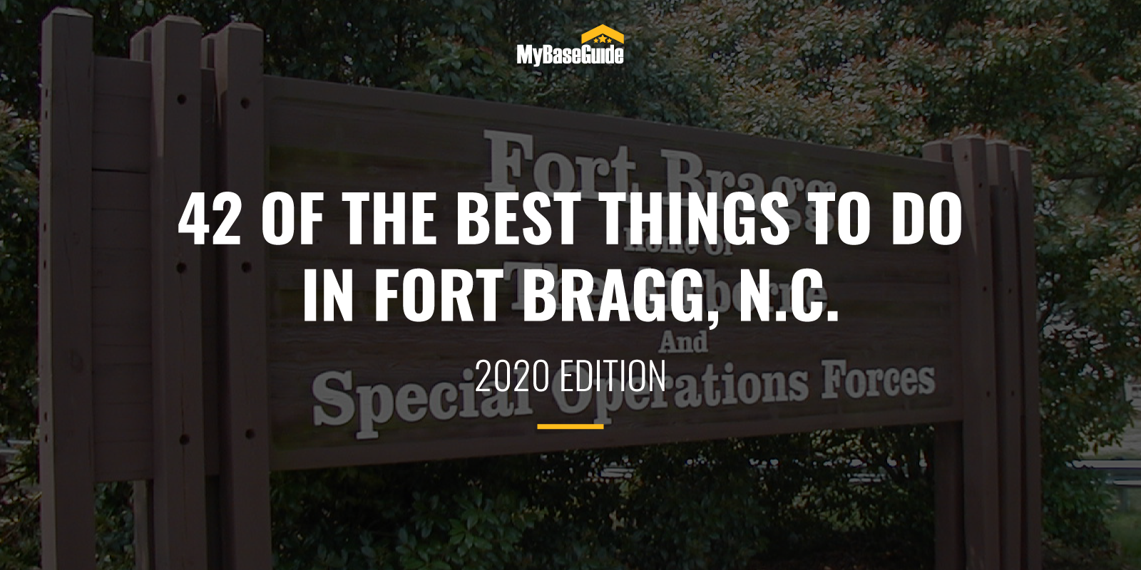 42 Of the Best Things to Do in Fort Bragg NC