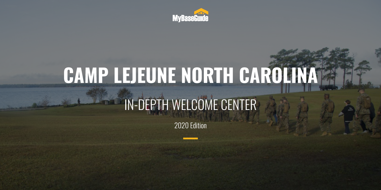 Camp Lejeune North Carolina
