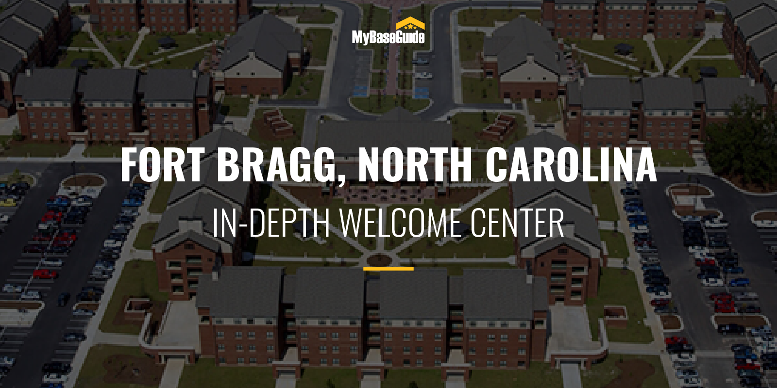 Fort Bragg In-Depth Welcome Center