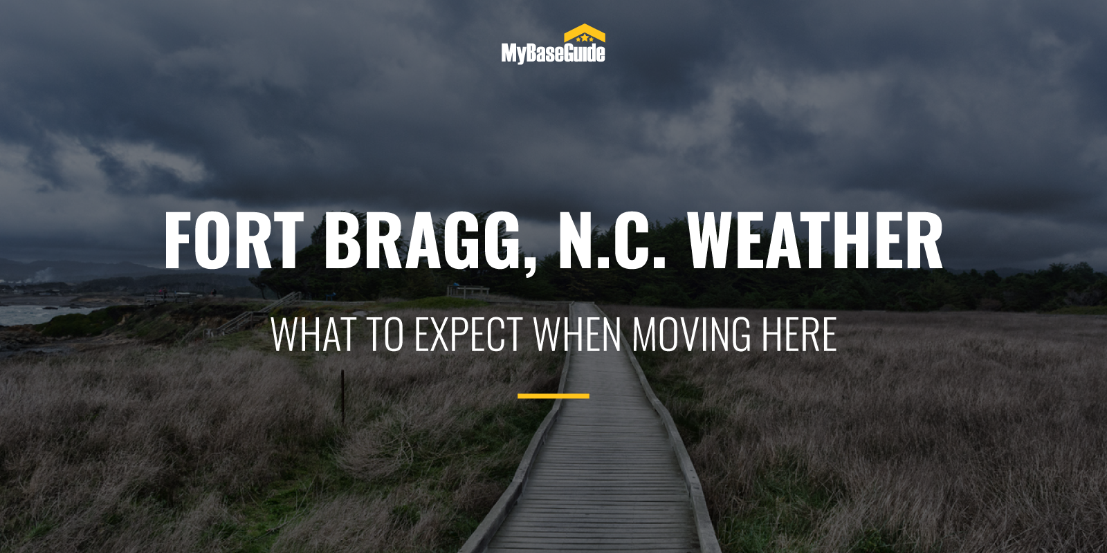 Fort Bragg NC Weather