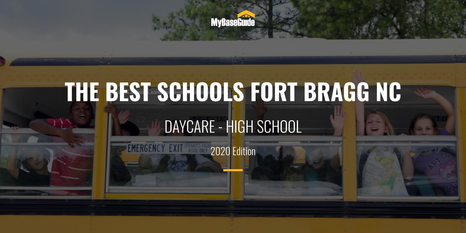 best schools fort bragg nc