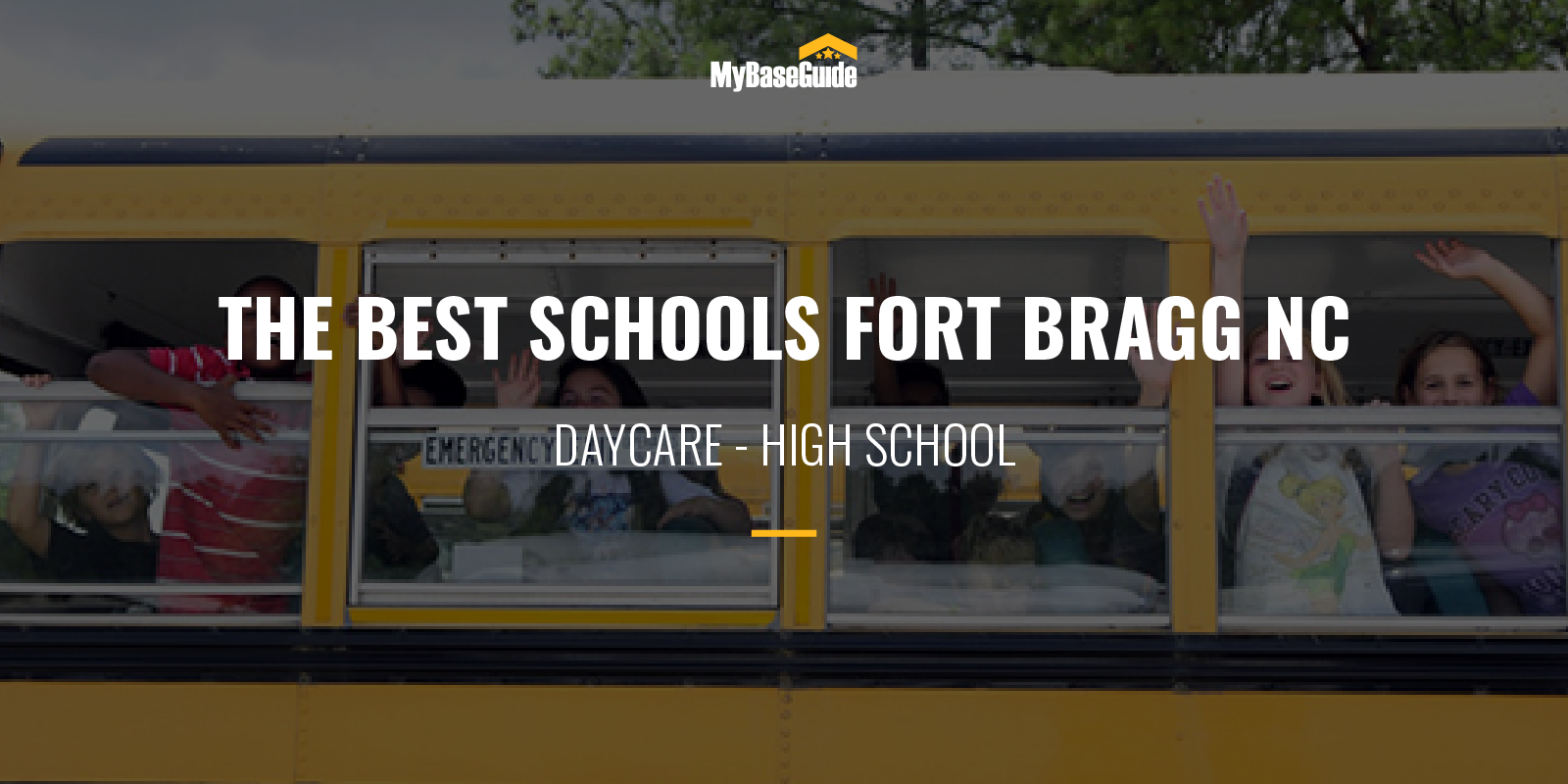 Best Fort Bragg Schools