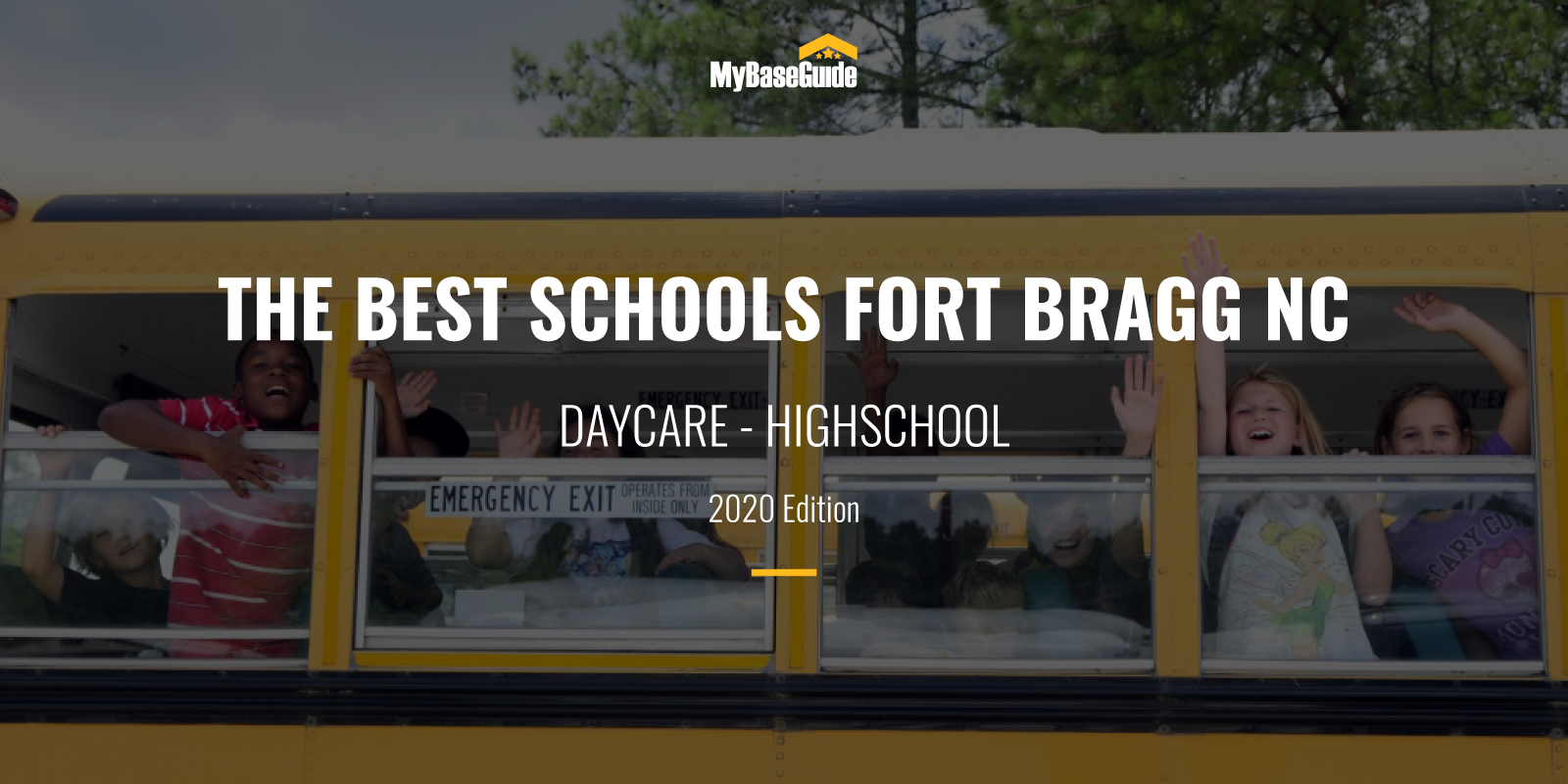 The Best Schools Fort Bragg NC