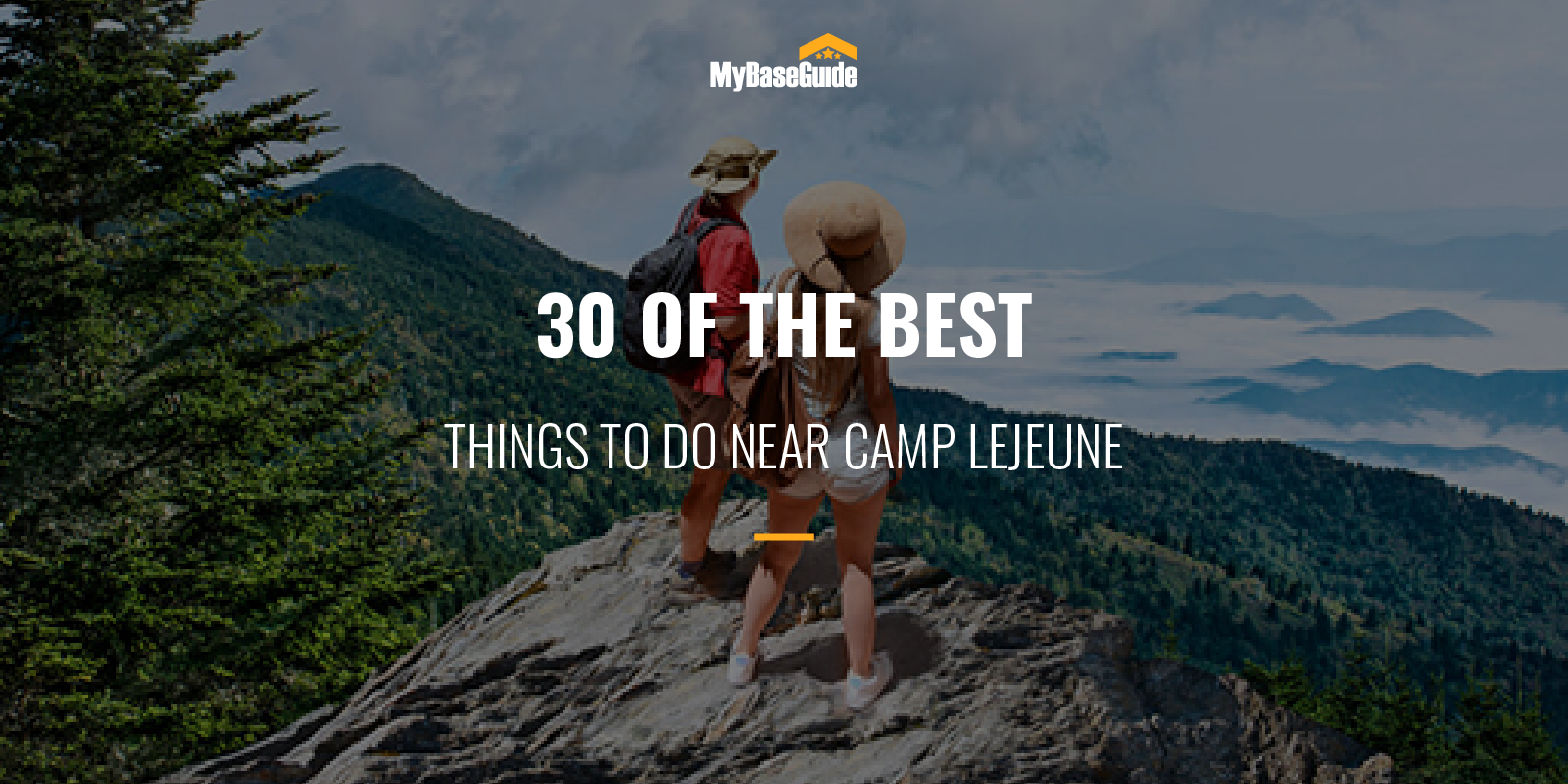 Best Things to Do Near Camp Lejeune