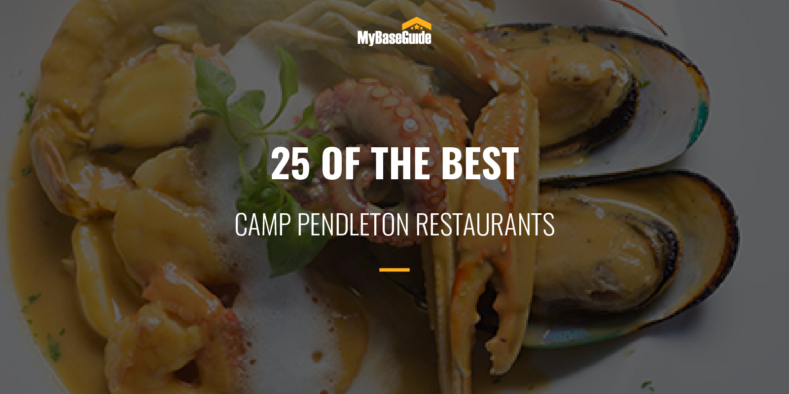 Best Camp Pendleton Restaurants