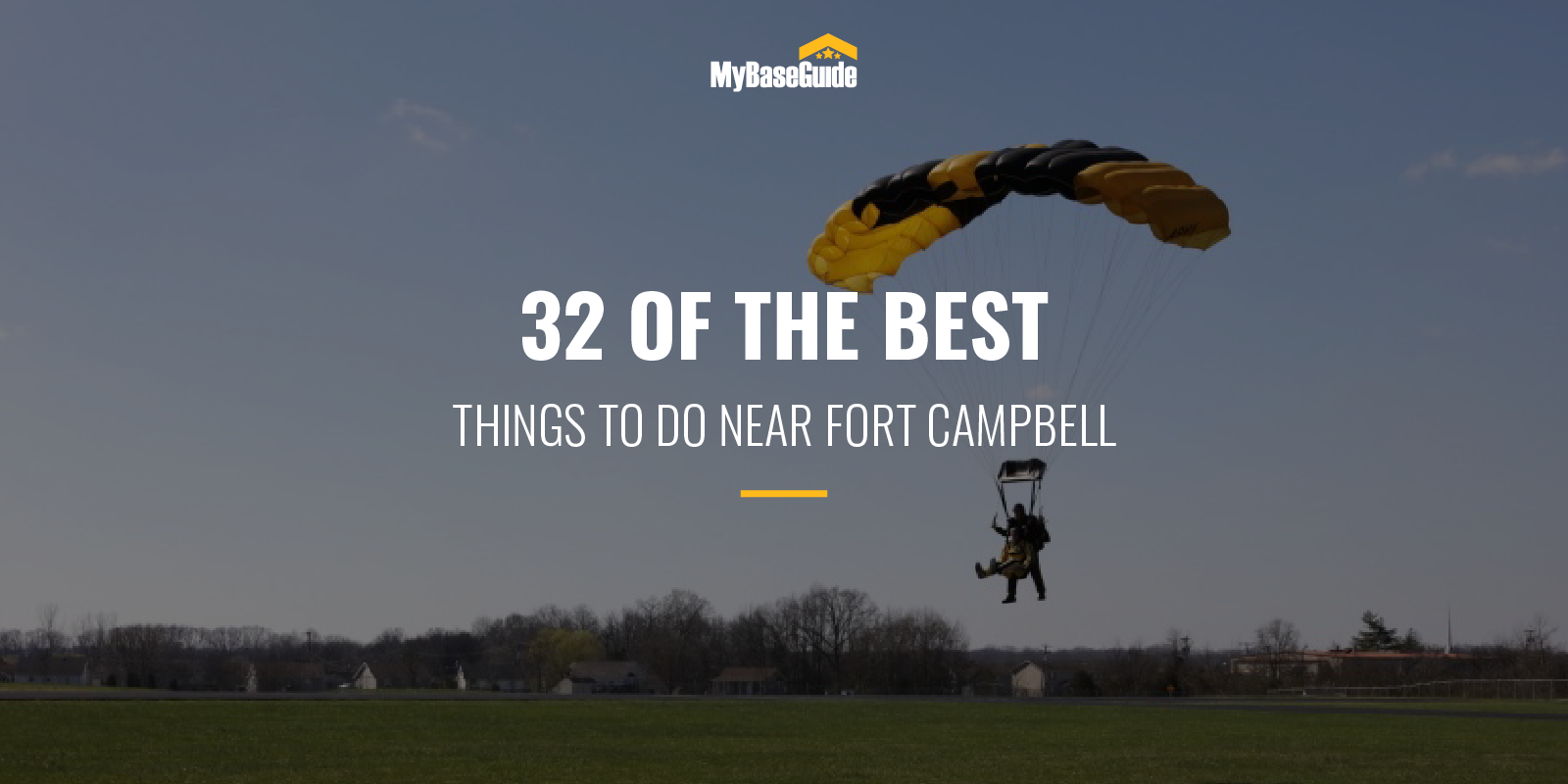 best Things to Do Near Fort Campbell