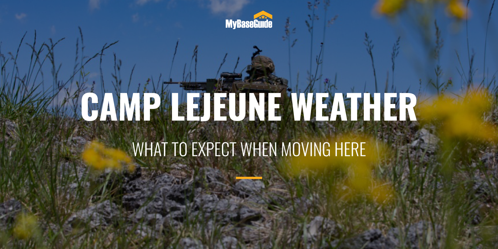 Camp Lejeune Weather