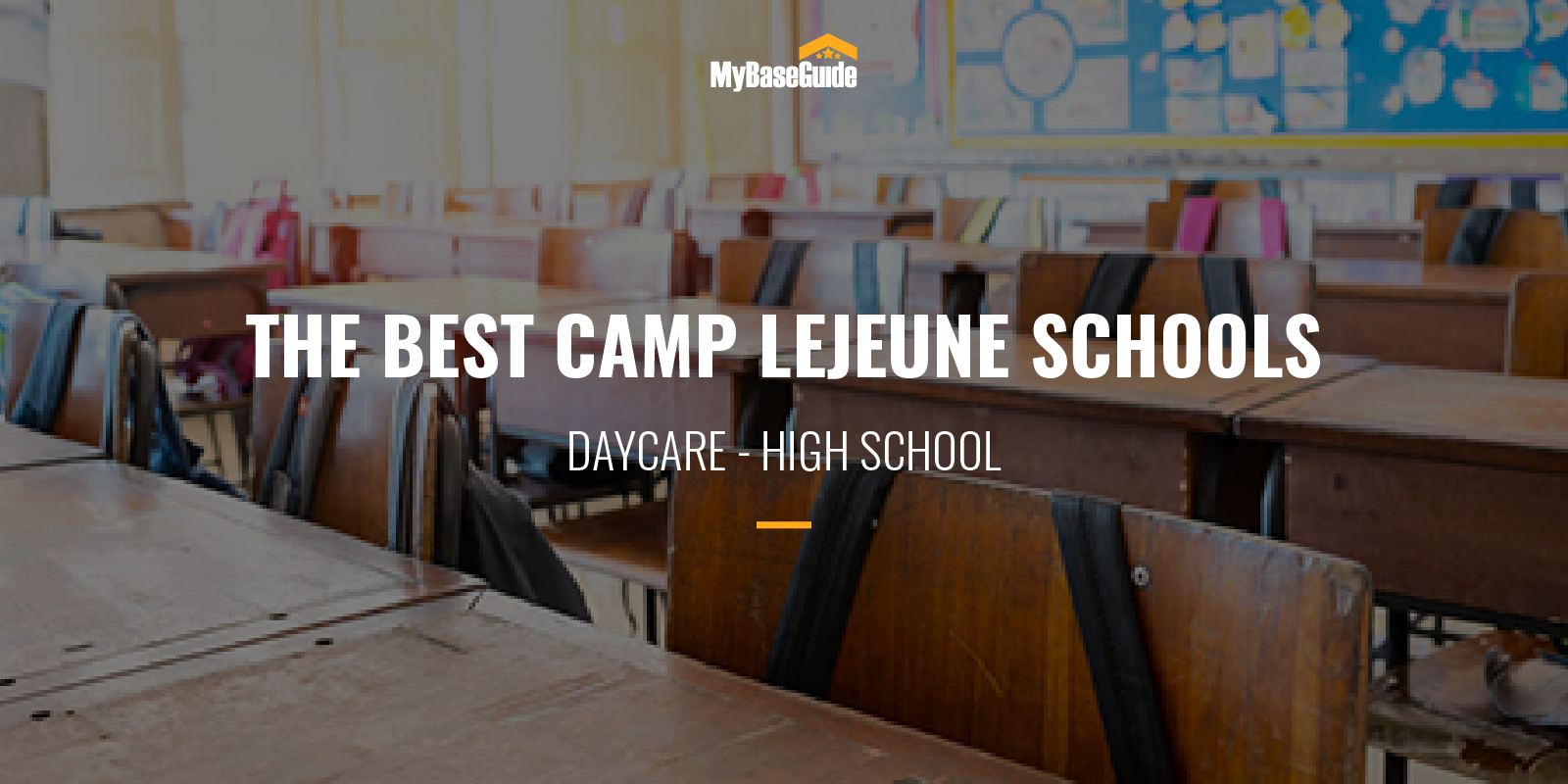 The Best Camp Lejeune Schools
