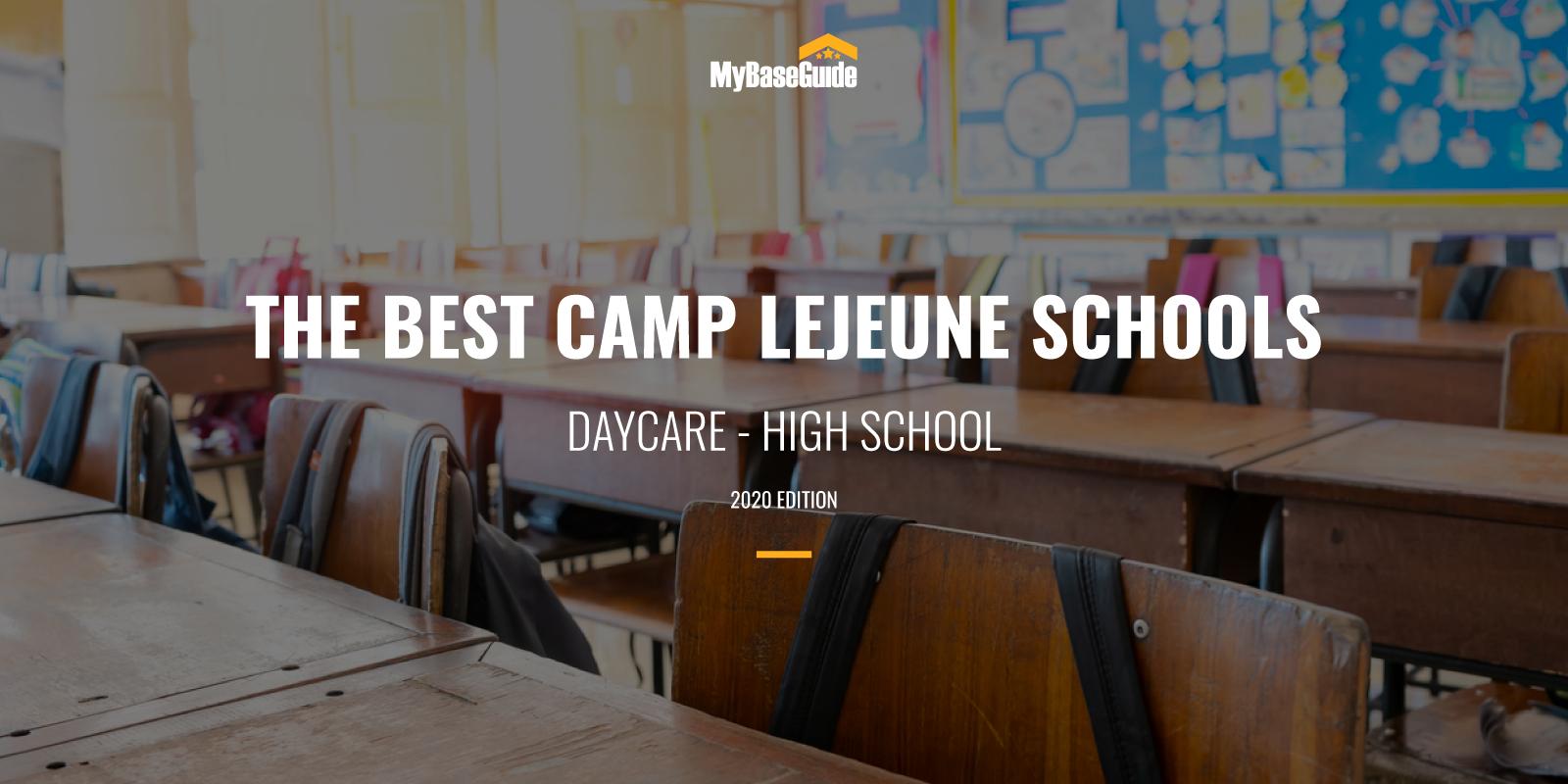 Camp Lejeune Schools
