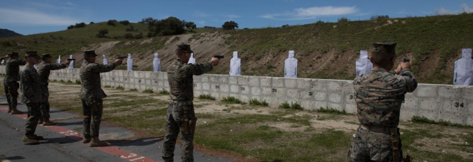 Camp Pendleton Gun Range