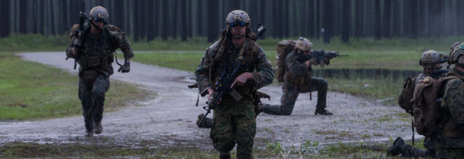 Camp Lejeune Weather Field & Training Expectations Year-round
