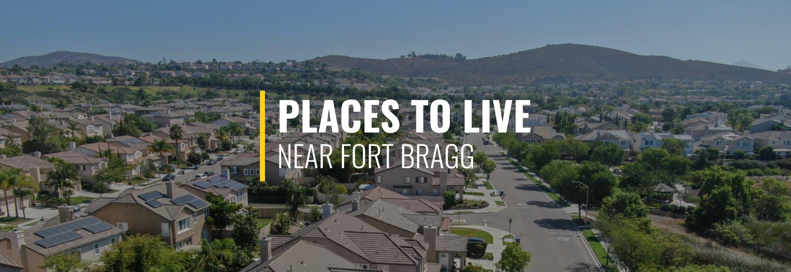 Places to Live Near Camp Pendleton California