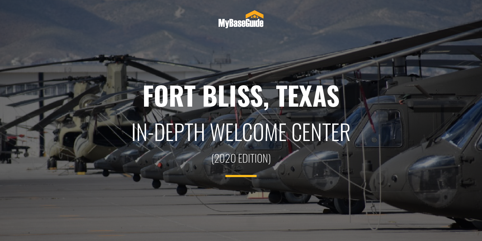 Fort Bliss Texas