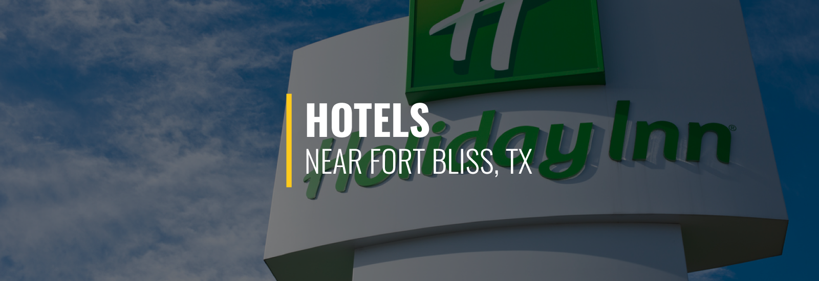 Fort Bliss Hotels
