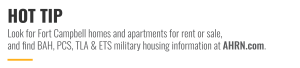 Look for Fort Campbell homes and apartments for rent or sale