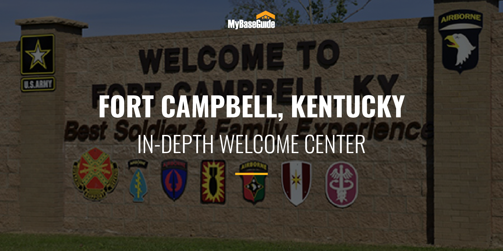 Fort Campbell In-Depth Welcome Center