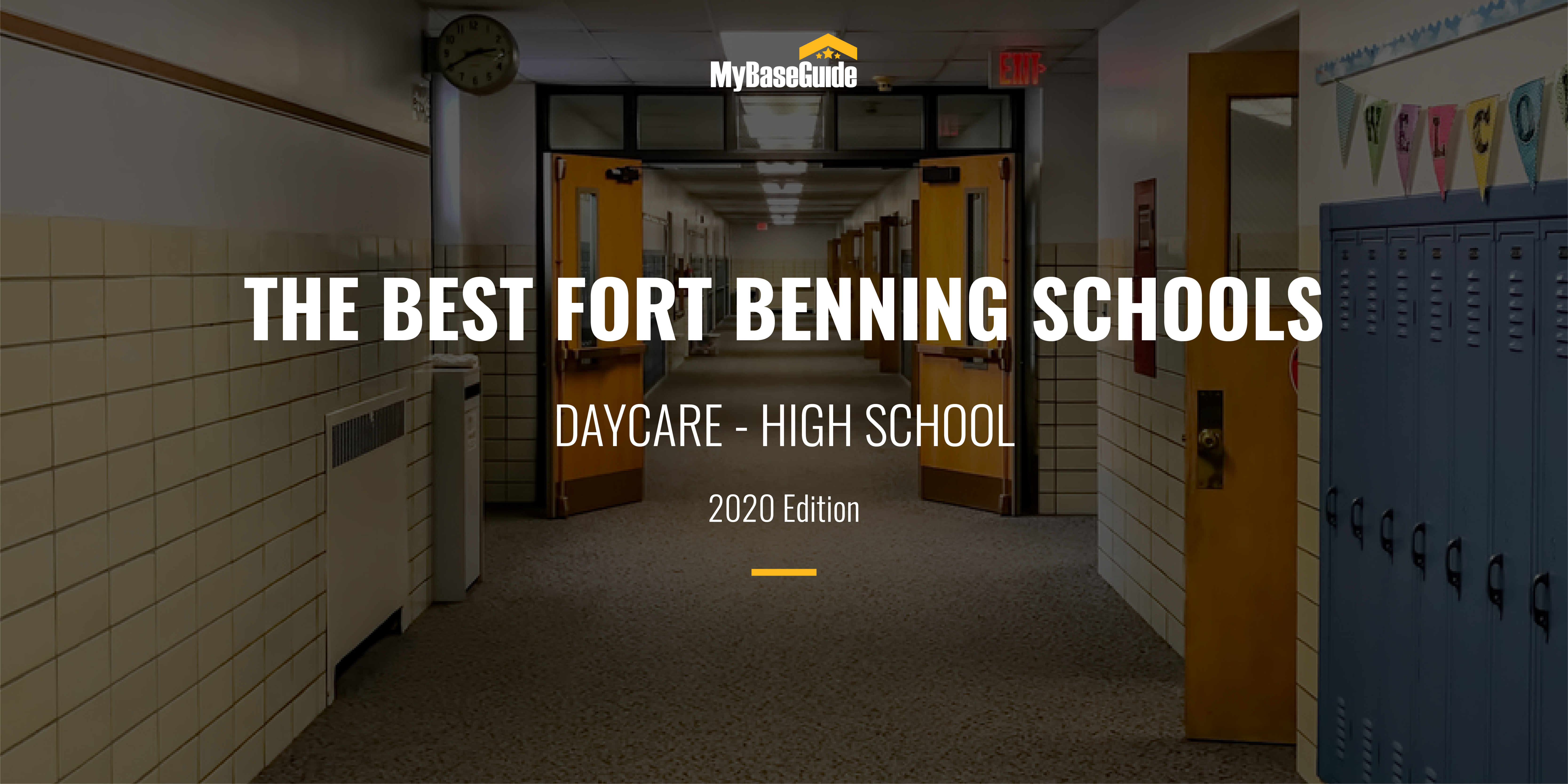 The Best Fort Benning Schools