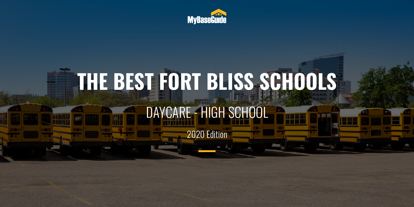 Fort Bliss Schools