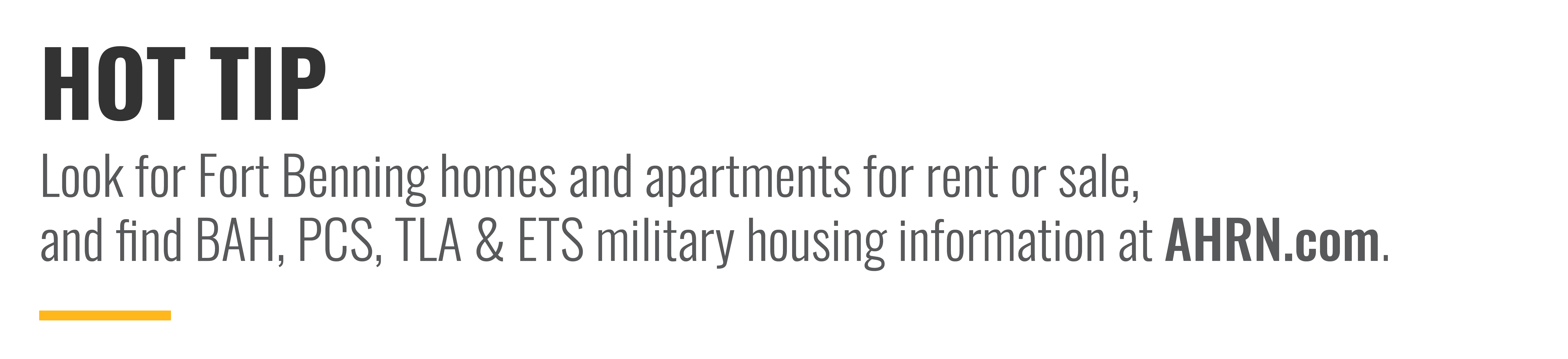 Fort Benning homes and apartments for rent or sale